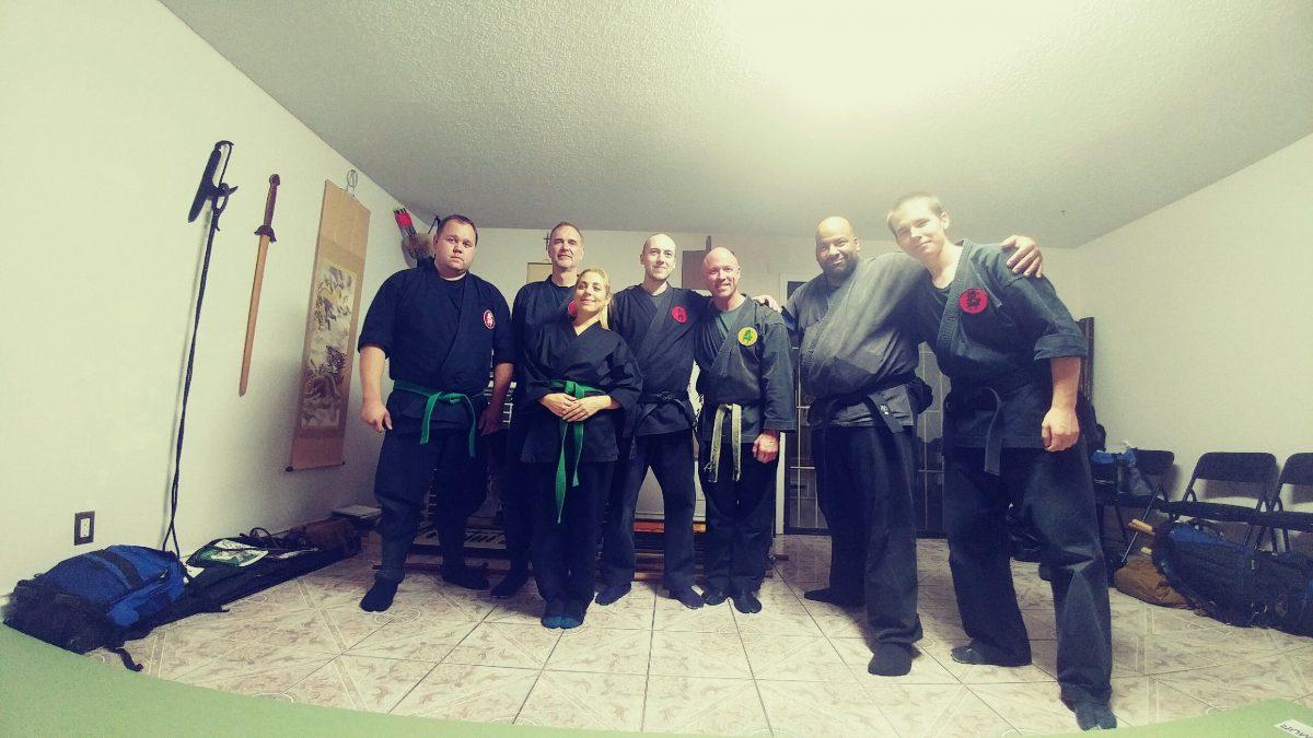 Tactical Budo Bujinkan Dojo – Spokane Valley, WA