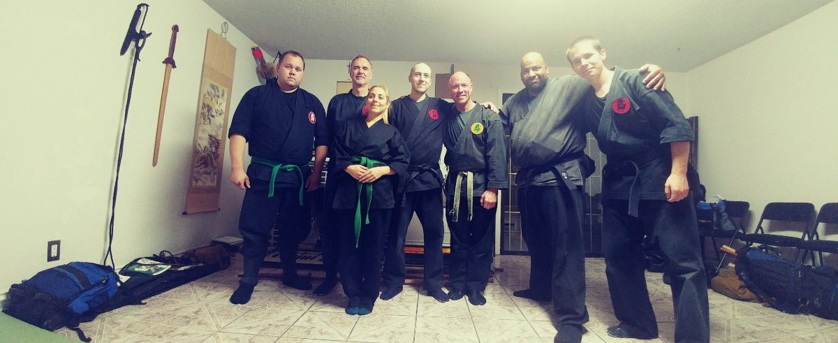Tactical Budo Bujinkan Dojo – Spokane Valley, WA
